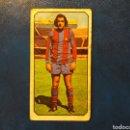 Cromos de Fútbol: CARREÑO. FC BARCELONA. ESTE 1977-1978 77-78. DESPEGADO. VER FOTOS DE FRONTAL Y TRASERA. Lote 165391765