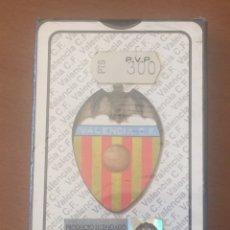 Cromos de Fútbol: VALENCIA C.F BARAJA OFICIAL A ESTRENAR. Lote 165834978