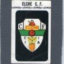 Cromos de Fútbol: ESCUDO DEL ELCHE C.F. - CAMPEONATO DE LIGA 70/71 - FHER - DISGRA.. Lote 166008180
