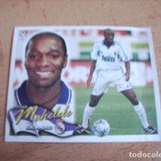 Cromos de Fútbol: ESTE 00-01 COLOCA MAKELELE ( R.MADRID ) VENTANILLA. Lote 166051278
