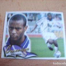 Cromos de Fútbol: ESTE 00-01 COLOCA CONCEICAO ( R.MADRID ) RECORTADO. Lote 166051542
