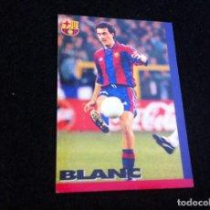 Cromos de Fútbol: CROMO DE FÚTBOL (F.C. BARCELONA 96-97) PANINI. Nº 73. BLANC. Lote 166121090