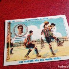 Cromos de Fútbol: ARMET KINKE DELANTERO SEVILLA UN CAMPEONATO DE FUTBOL - N 20 PPP. Lote 166155094