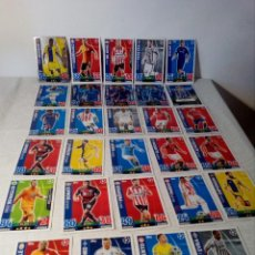 Cromos de Fútbol: 29 CROMOS (FICHAS) TOPPS MATCH ATTAX CHAMPIONS LEAGUE - 2015 2016 - REF: 1010. Lote 166227350