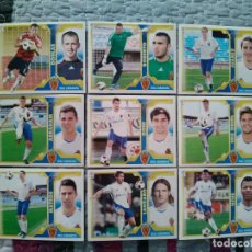 Cromos de Fútbol: LIGA ESTE 2011 2012 PANINI 11 12. LANZARO. REAL ZARAGOZA. Lote 166629942