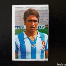 Cromos de Fútbol: ESTEBAN. MÁLAGA. N° 76 RUIZ ROMERO 1976-1977 76-77 DESPEGADO. VER FOTOS DE FRONTAL Y TRASERA. Lote 166703178