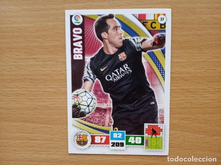 37 Bravo Fc Barcelona Panini Adrenalyn Xl 2015 Buy Old Football Stickers At Todocoleccion 167130044
