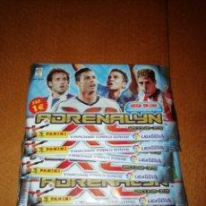 Cromos de Fútbol: LOTE 6 SOBRES ADRENALYN 12/13 1A EDICIÓN. Lote 167145849