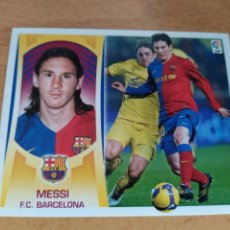 Cromos de Fútbol: MESSI 15 BARCELONA LIGA ESTE 2009 2010 PANINI. Lote 167540078