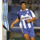 Cromos de Fútbol: CESAR (R.C. DEPORTIVO DE LA CORUÑA) - Nº 65 - LAS FICHAS DE LA LIGA 2005 - MUNDICROMO.. Lote 167575872
