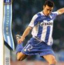 Cromos de Fútbol: SCALONI (R.C. DEPORTIVO DE LA CORUÑA) - Nº 68 - LAS FICHAS DE LA LIGA 2005 - MUNDICROMO.. Lote 167576920