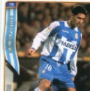 Cromos de Fútbol: VICTOR (R.C. DEPORTIVO DE LA CORUÑA) - Nº 70 - LAS FICHAS DE LA LIGA 2005 - MUNDICROMO.. Lote 167577788