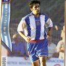 Cromos de Fútbol: CHANGUI (R.C. DEPORTIVO DE LA CORUÑA) - Nº 74 - LAS FICHAS DE LA LIGA 2005 - MUNDICROMO.. Lote 167578936