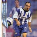 Cromos de Fútbol: MUNITIS (R.C. DEPORTIVO DE LA CORUÑA) - Nº 75 - LAS FICHAS DE LA LIGA 2005 - MUNDICROMO.. Lote 167579028