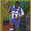 Cromos de Fútbol: ANDRADE (DEPORTIVO DE LA CORUÑA) - Nº 80 - BRILLO CUADRADOS - LAS FICHAS DE LA LIGA 2005 -MUNDICROMO. Lote 167581428