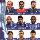 Cromos de Fútbol: ÍNDICE DEL R.C. DEPORTIVO DE LA CORUÑA - Nº 81 - LAS FICHAS DE LA LIGA 2005 - MUNDICROMO.. Lote 167581848