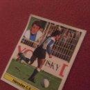 Cromos de Fútbol: ESTE 81 82 1981 1982 DESPEGADO ABAD HERCULES. Lote 167880066