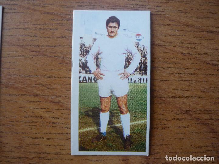 CROMO LIGA ESTE 75 76 URIA (REAL MADRID) - NUNCA PEGADO - 1975 1976 (Coleccionismo Deportivo - Álbumes y Cromos de Deportes - Cromos de Fútbol)