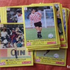 Cromos de Fútbol: LOTE 63 CROMOS. AS. LIGA 95-96. . Lote 167986508