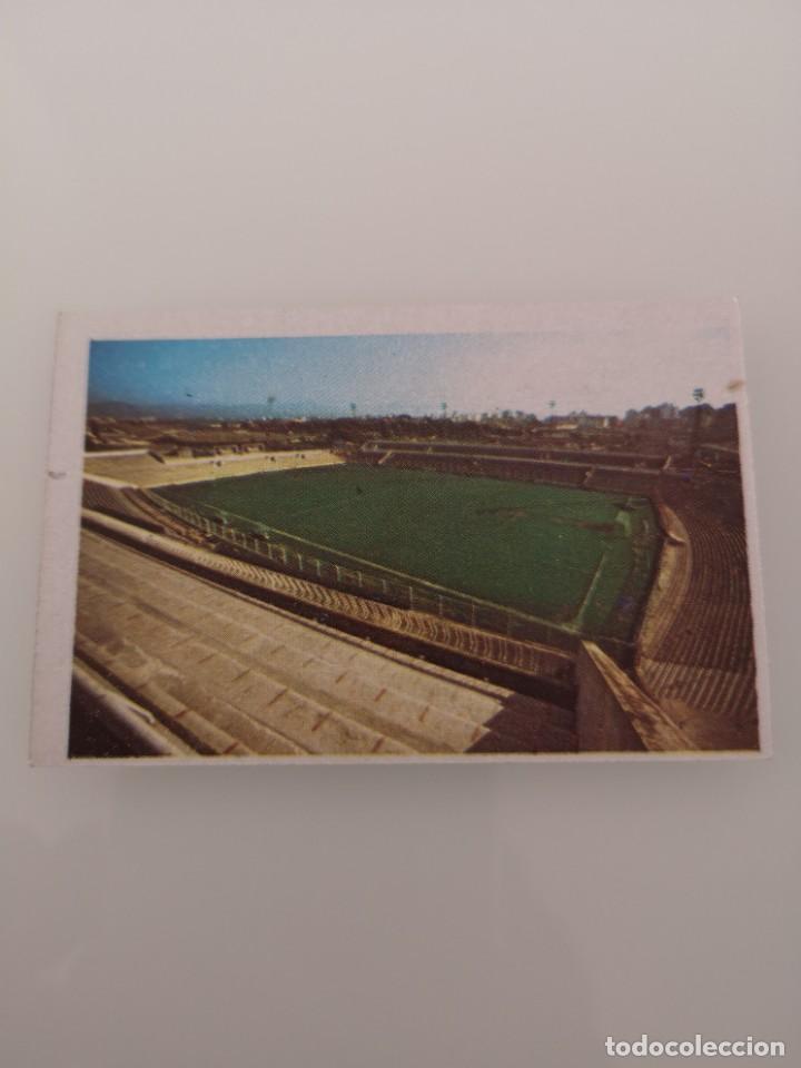 MALLORCA ESTADIO LUÍS SITJAR LIGA 1983 1984 EDICIONES CANO CROPAN SIN PEGAR (Coleccionismo Deportivo - Álbumes y Cromos de Deportes - Cromos de Fútbol)
