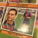 Cromos de Fútbol: ESTE 00 01 2000 2001 BARCELONA VENTANILLA OVERMARS COLOCA. Lote 168233098