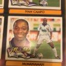 Cromos de Fútbol: ESTE 00 01 2000 2001 MAKELELE VENTANILLA REAL MADRID COLOCA. Lote 168233997