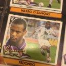 Cromos de Fútbol: ESTE 00 01 2000 2001 REAL MADRID VENTANILLA CONCEICAO COLOCA. Lote 168234082