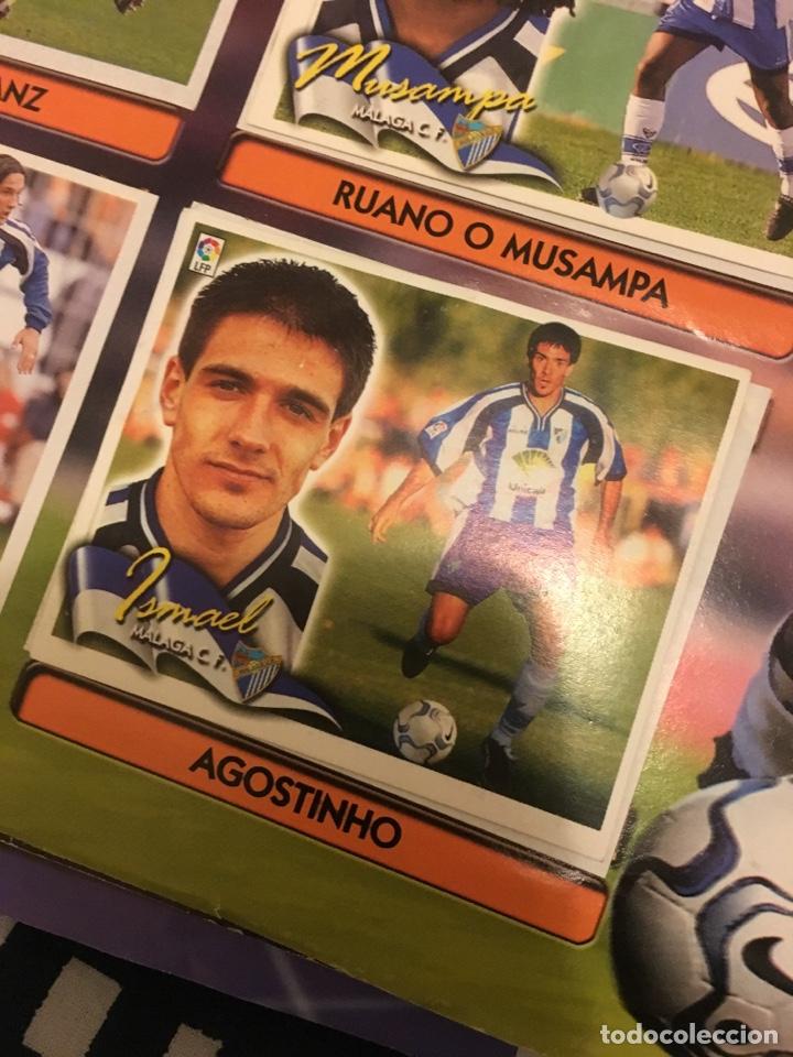 ESTE 00 01 2000 2001 MALAGA VENTANILLA ISMAEL COLOCA (Coleccionismo Deportivo - Álbumes y Cromos de Deportes - Cromos de Fútbol)