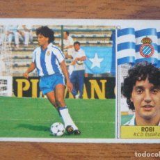 Cromos de Fútbol: CROMO ALBUM LIGA ESTE 86 87 ROBI (ESPANYOL ESPAÑOL) COLOCA - NUNCA PEGADO 1986 1987. Lote 168278364