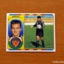 Cromos de Fútbol: VALENCIA - BARTUAL - EDICIONES ESTE 1996-1997, 96-97 - NUNCA PEGADO. Lote 168332300