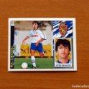 Cromos de Fútbol: ZARAGOZA - JOSE IGNACIO - COLOCA - EDICIONES ESTE 1997-1998, 97-98 - NUNCA PEGADO. Lote 168334552