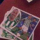 Cromos de Fútbol: ESTE 2012 2013 12 13 SIN PEGAR BETIS MARIO. Lote 168400517