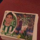 Cromos de Fútbol: ESTE 2012 2013 12 13 SIN PEGAR BETIS CRUZ SANTA. Lote 168400798