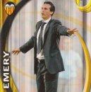 Cromos de Fútbol: 2010-2011 - 57 UNAI EMERY - VALENCIA CF - MUNDICROMO OFFICIAL QUIZ GAME. Lote 168505972