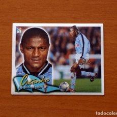 Cromos de Fútbol: CELTA DE VIGO - CATANHA - COLOCA - EDICIONES ESTE 2000-2001, 00-01 - NUNCA PEGADO. Lote 168551090