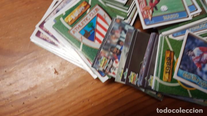 Cromos de Fútbol: Lote de 398 cards de LAS FICHAS DE LA LIGA 96/97, mundicromo sport. INCLUYE BAJAS, ULTIMA HORA ETC. - Foto 11 - 168617276