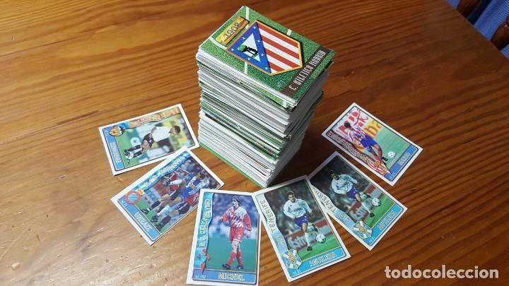 Cromos de Fútbol: Lote de 398 cards de LAS FICHAS DE LA LIGA 96/97, mundicromo sport. INCLUYE BAJAS, ULTIMA HORA ETC. - Foto 12 - 168617276