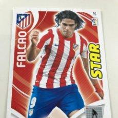 Cromos de Fútbol: CROMO Nº35 STAR FALCAO - ATLETICO DE MADRID - ADRENALYN PANINI 2011 2012. Lote 168801056