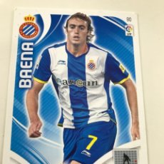 Cromos de Fútbol: CROMO Nº80 BAENA - RCD ESPANYOL- ADRENALYN PANINI 2011 2012. Lote 168803768