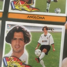 Cromos de Fútbol: ESTE 2000 2001 00 01 VALENCIA RECORTADO ZAHOVIC COLOCA. Lote 169090606