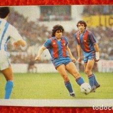 Cromos de Fútbol: Nº 69 ALBUM MARADONA SUS DRIBLINGS SUS GOLES 1984-1985.CROMO ESPORT 84-85.. Lote 195154960