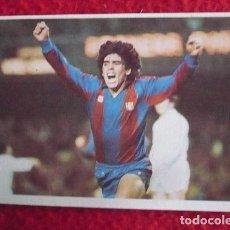 Cromos de Fútbol: Nº 12 ALBUM MARADONA SUS DRIBLINGS SUS GOLES 1984-1985.CROMO ESPORT 84-85.. Lote 195155015
