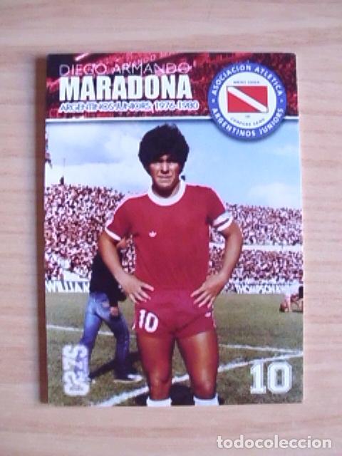 Diego Armando Maradona Argentina Juniors Roo Sold Through Direct Sale 169735484