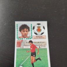 Cromos de Fútbol: BRAULIO MALLORCA VERSIÓN ALBUM LIGA ESTE 83 84. Lote 169787948