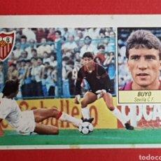 Cromos de Fútbol: ESTE 1984-1985 BUYO SEVILLA VERSION DIFICIL 84-85. Lote 169830705