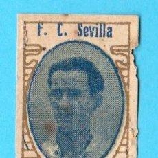 Cromos de Fútbol: F. C. SEVILLA. ARMET (KINKÉ), 1920'S. Lote 169884664