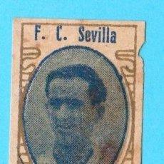 Cromos de Fútbol: F. C. SEVILLA. ARMET (KINKÉ), 1920'S. Lote 169884752