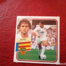 Cromos de Fútbol: REVERT VALENCIA ESTE 89 90 CROMO FUTBOL LIGA 1989 1990 - DESPEGADO - 1515 BAJA. Lote 169895100