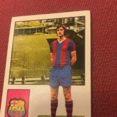 Cromos de Fútbol: FHER 74 75 1974 1975 SIN PEGAR BARCELONA CRUYFF. Lote 169930930