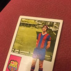 Cromos de Fútbol: FHER 74 75 1974 1975 SIN PEGAR BARCELONA CRUYFF. Lote 169930970